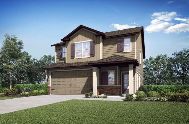 155 Deer Trl, St Augustine, FL 32095 (MLS #1034794) :: Noah Bailey Group