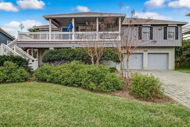 1635 Lisa Ave, Fernandina Beach, FL 32034 (MLS #1034813) :: EXIT Real Estate Gallery