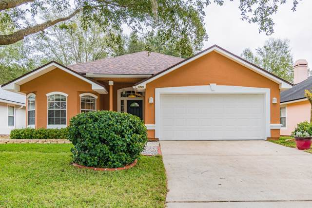 1440 Tintern Ln, St Augustine, FL 32092 (MLS #1034926) :: The Every Corner Team