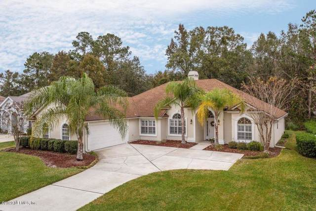 566 Oakmont Dr, Orange Park, FL 32073 (MLS #1034930) :: The Volen Group | Keller Williams Realty, Atlantic Partners