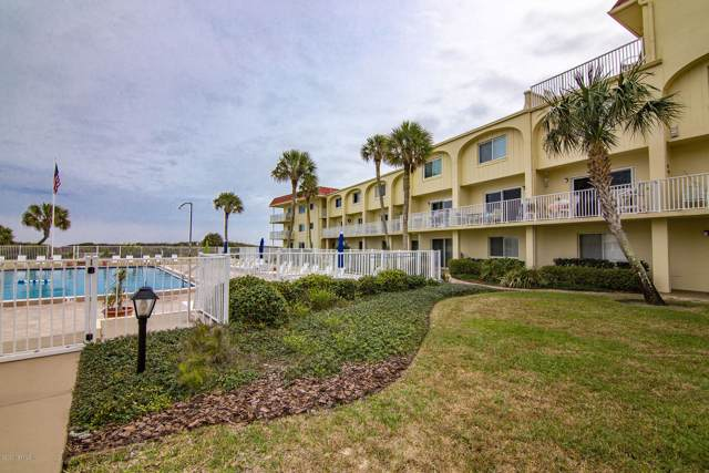 1 Ocean Trace Rd #240, St Augustine Beach, FL 32080 (MLS #1034963) :: CrossView Realty