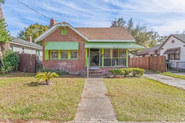 7117 N Pearl St, Jacksonville, FL 32208 (MLS #1034981) :: EXIT Real Estate Gallery