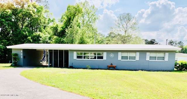 802 W Pratt St, Starke, FL 32091 (MLS #1035077) :: EXIT Real Estate Gallery