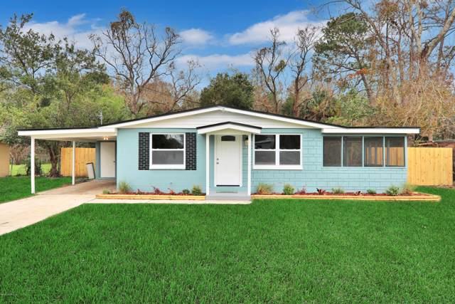 5759 Tampico Rd, Jacksonville, FL 32244 (MLS #1035079) :: Memory Hopkins Real Estate