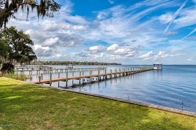 446 Cedar Creek Rd, Palatka, FL 32177 (MLS #1035086) :: Memory Hopkins Real Estate