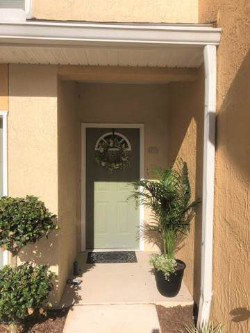 3750 Silver Bluff Blvd #2307, Orange Park, FL 32065 (MLS #1035088) :: Ponte Vedra Club Realty