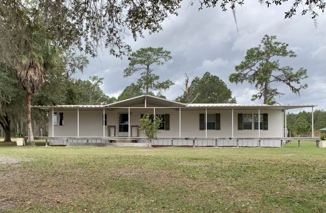 16806 NE County Rd 1471, Waldo, FL 32694 (MLS #1035108) :: CrossView Realty