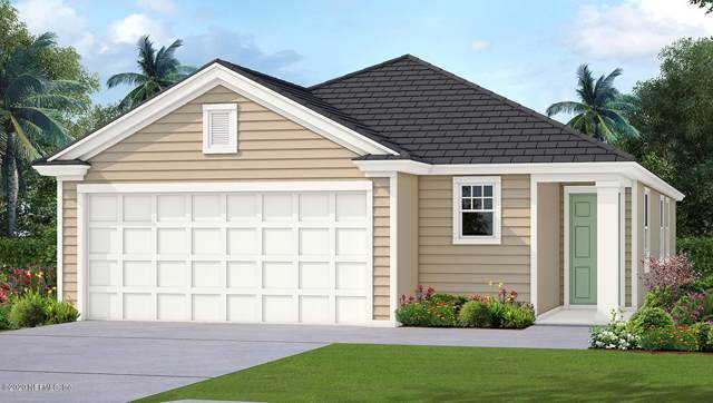 2541 Tall Grass Rd, GREEN COVE SPRINGS, FL 32043 (MLS #1035179) :: EXIT Real Estate Gallery