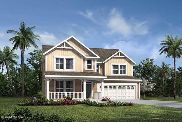 395 Convex Ln, St Augustine, FL 32259 (MLS #1035328) :: The Volen Group | Keller Williams Realty, Atlantic Partners