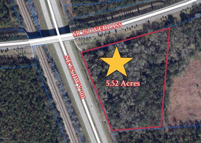 0 NE Us Hwy 301, Hawthorne, FL 32640 (MLS #1035359) :: EXIT Real Estate Gallery