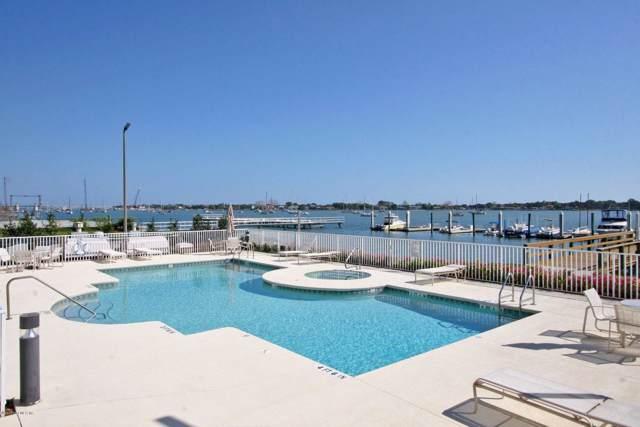 157 Marine St #107, St Augustine, FL 32084 (MLS #1035376) :: EXIT Real Estate Gallery