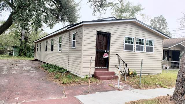 1959 W 14TH St, Jacksonville, FL 32209 (MLS #1035387) :: 97Park
