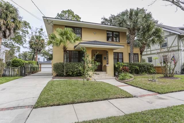 1453 Belvedere Ave, Jacksonville, FL 32205 (MLS #1035442) :: The Hanley Home Team