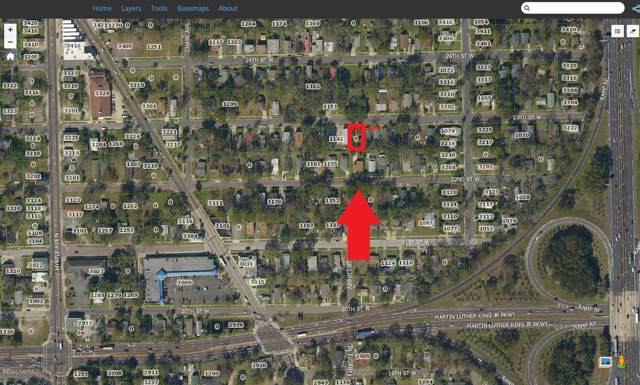 0 W 23RD St, Jacksonville, FL 32209 (MLS #1035460) :: Homes By Sam & Tanya