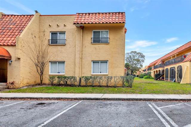 6551 La Mirada Dr #8, Jacksonville, FL 32217 (MLS #1035478) :: Summit Realty Partners, LLC