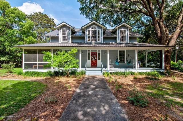 5707 Trout St, Melrose, FL 32666 (MLS #1035483) :: Berkshire Hathaway HomeServices Chaplin Williams Realty