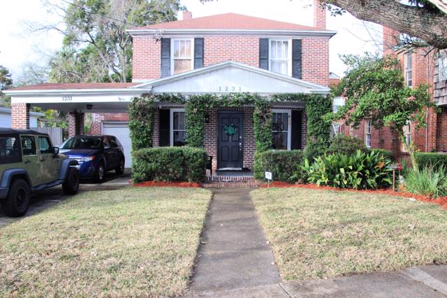 1231 Landon Ave, Jacksonville, FL 32207 (MLS #1035581) :: The Hanley Home Team