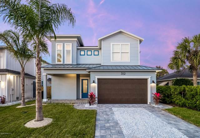 312 North St, Neptune Beach, FL 32266 (MLS #1035677) :: The Every Corner Team | RE/MAX Watermarke