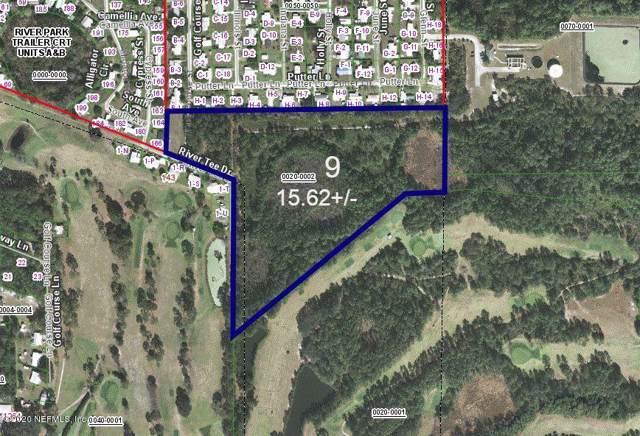 LOT 9 Georgetown Shortcut/River Tee Rd, Crescent City, FL 32112 (MLS #1035690) :: Noah Bailey Group
