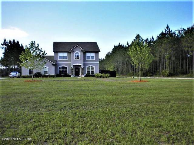 9618 Ford Rd, Bryceville, FL 32009 (MLS #1035734) :: Berkshire Hathaway HomeServices Chaplin Williams Realty