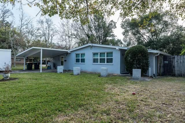 8058 Napo Dr, Jacksonville, FL 32217 (MLS #1035797) :: Memory Hopkins Real Estate