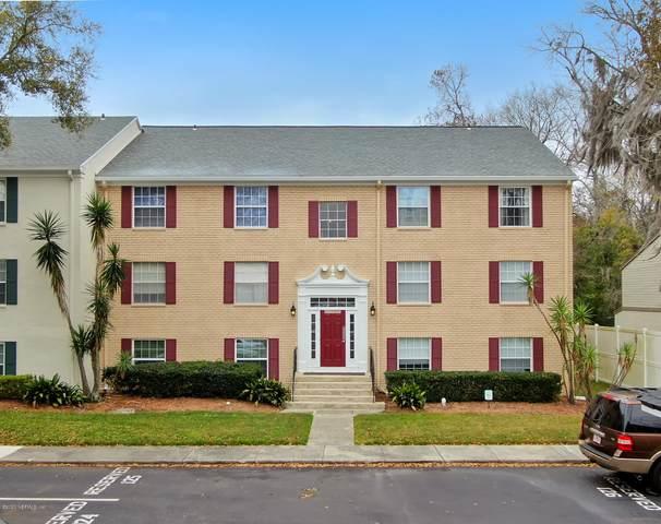 4335 Plaza Gate Ln #101, Jacksonville, FL 32217 (MLS #1036011) :: The DJ & Lindsey Team