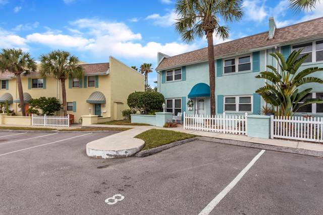 2233 Seminole Rd #8, Atlantic Beach, FL 32233 (MLS #1036121) :: Ponte Vedra Club Realty