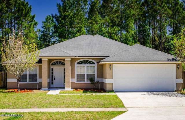 1532 Timber Trace Dr, St Augustine, FL 32092 (MLS #1036248) :: The Hanley Home Team