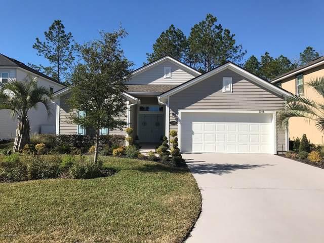 1108 Laurel Valley Dr, Orange Park, FL 32065 (MLS #1036266) :: EXIT Real Estate Gallery