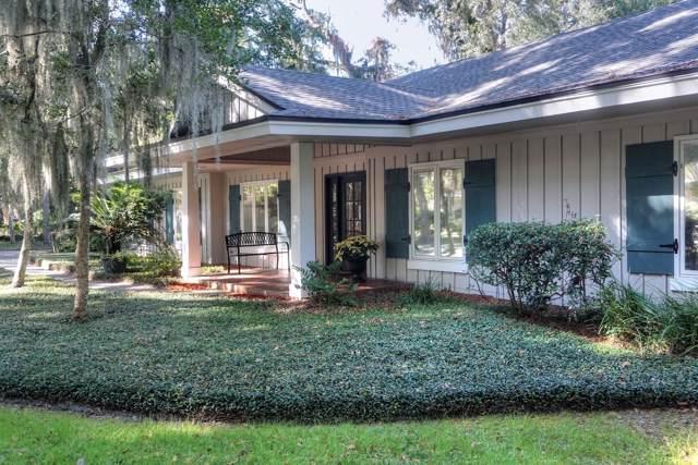 1 Water Oak, Fernandina Beach, FL 32034 (MLS #1036283) :: Berkshire Hathaway HomeServices Chaplin Williams Realty