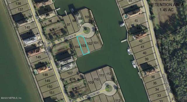 140 Harbor Village Point S, Palm Coast, FL 32137 (MLS #1036316) :: Oceanic Properties