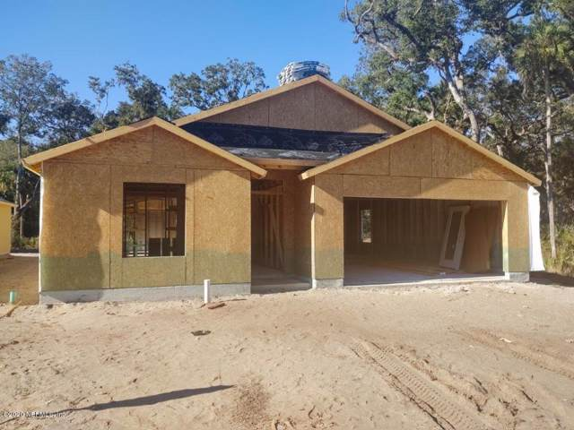 261 Chasewood Dr, St Augustine, FL 32095 (MLS #1036396) :: Memory Hopkins Real Estate