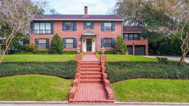 933 Greenridge Rd, Jacksonville, FL 32207 (MLS #1036435) :: Berkshire Hathaway HomeServices Chaplin Williams Realty
