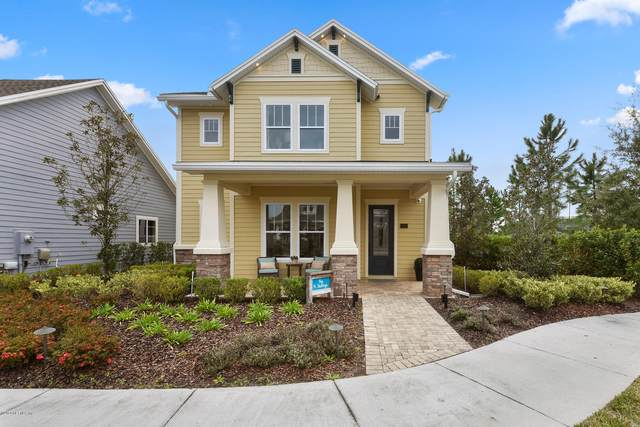 30 Archwood Dr, St Augustine, FL 32092 (MLS #1036565) :: Memory Hopkins Real Estate