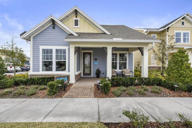 40 Archwood Dr, St Augustine, FL 32092 (MLS #1036568) :: Memory Hopkins Real Estate