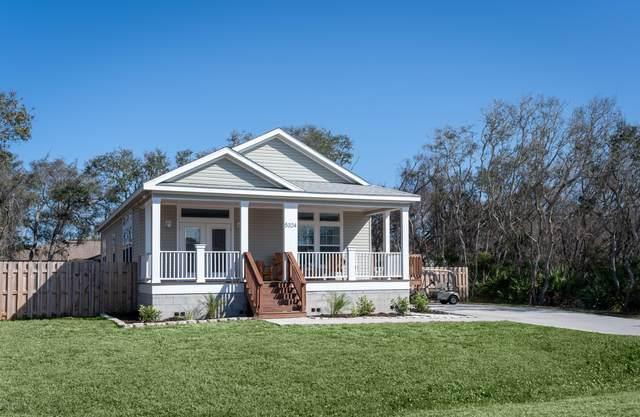 5324 2ND St, St Augustine Beach, FL 32080 (MLS #1036606) :: The Perfect Place Team