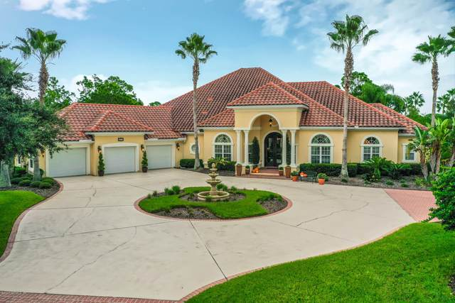 200 Fiddlers Point Dr, St Augustine, FL 32080 (MLS #1036625) :: Berkshire Hathaway HomeServices Chaplin Williams Realty