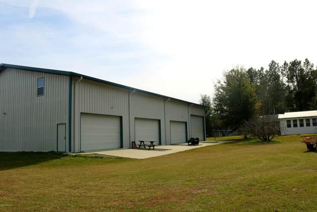 1175 NW Lake Jeffery Rd, Lake City, FL 32055 (MLS #1036664) :: The Hanley Home Team