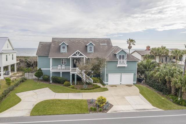 2441 S Ponte Vedra Blvd, Ponte Vedra Beach, FL 32082 (MLS #1036668) :: The Every Corner Team