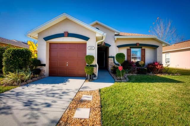 145 Brays Island Ln, St Augustine, FL 32092 (MLS #1036672) :: Memory Hopkins Real Estate