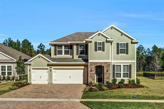 2741 Las Calinas Blvd, St Augustine, FL 32095 (MLS #1036689) :: Summit Realty Partners, LLC