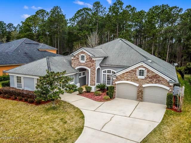 4140 Eagle Landing Pkwy, Orange Park, FL 32065 (MLS #1036725) :: Berkshire Hathaway HomeServices Chaplin Williams Realty