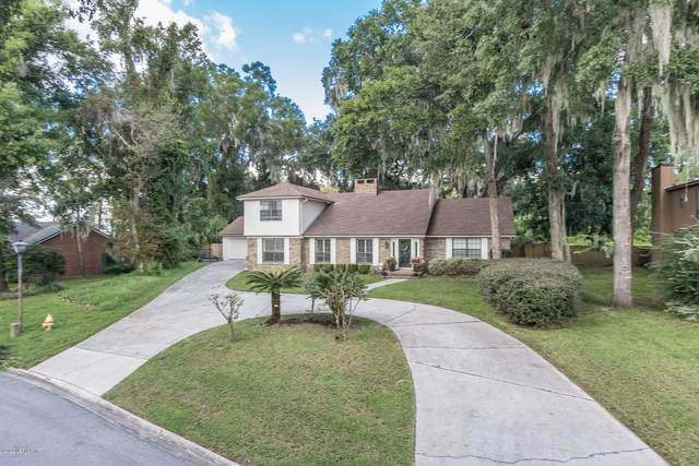 1833 Christopher Point Rd N, Jacksonville, FL 32217 (MLS #1036736) :: Memory Hopkins Real Estate