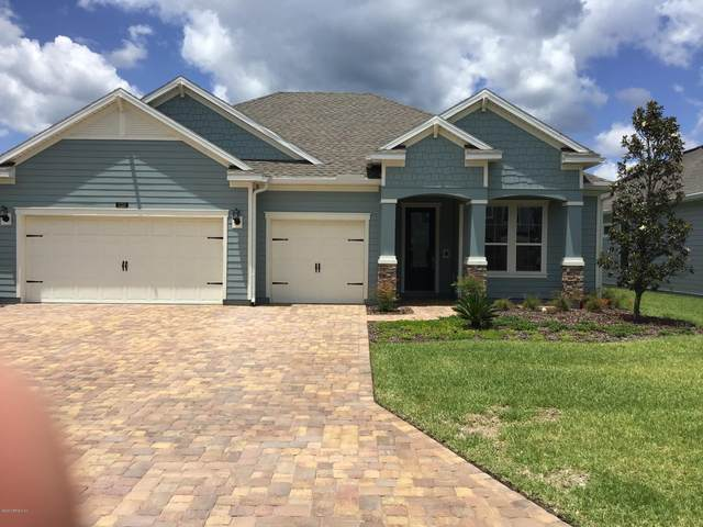 494 Glorieta Dr, St Augustine, FL 32095 (MLS #1036769) :: Summit Realty Partners, LLC