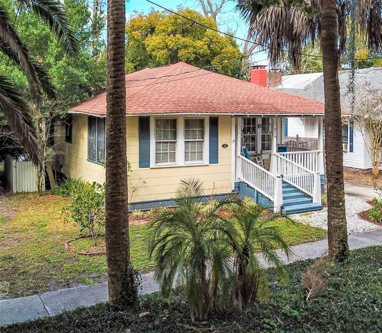 219 S 6TH St, Fernandina Beach, FL 32034 (MLS #1036871) :: EXIT Real Estate Gallery