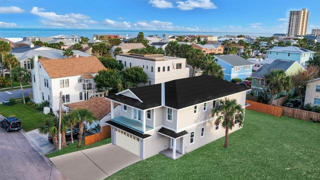 203 Lora St, Neptune Beach, FL 32266 (MLS #1036873) :: Ponte Vedra Club Realty