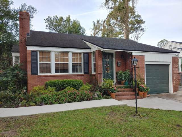 1620 Parrish Pl, Jacksonville, FL 32205 (MLS #1036971) :: The Every Corner Team   RE/MAX Watermarke