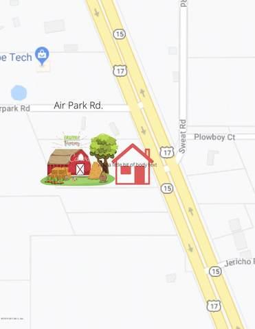 LOT 1 Us Highway 17, GREEN COVE SPRINGS, FL 32043 (MLS #1036992) :: Berkshire Hathaway HomeServices Chaplin Williams Realty