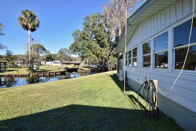 189 Palm Dr, Georgetown, FL 32139 (MLS #1037078) :: Berkshire Hathaway HomeServices Chaplin Williams Realty