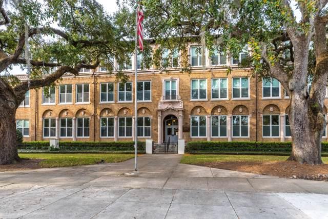 2525 College St #1109, Jacksonville, FL 32204 (MLS #1037154) :: Memory Hopkins Real Estate